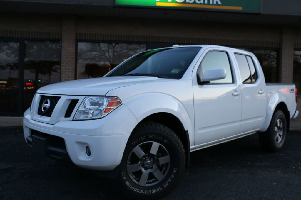 2010 Nissan Frontier 4WD Crew Cab SWB Automatic PRO-4X - 18098959 - 2