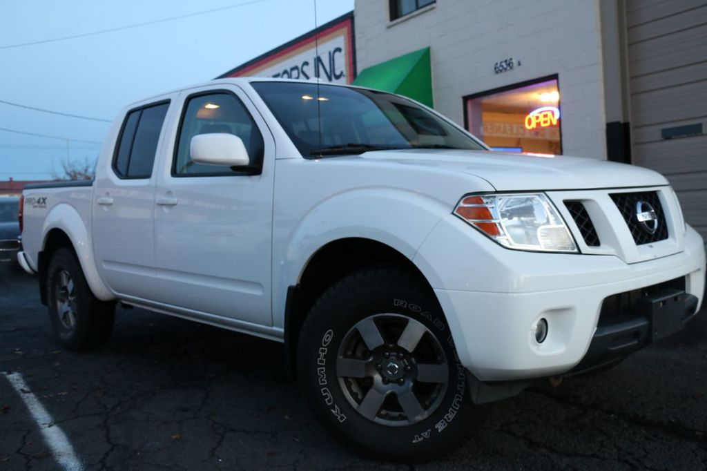 2010 Nissan Frontier 4WD Crew Cab SWB Automatic PRO-4X - 18098959 - 34