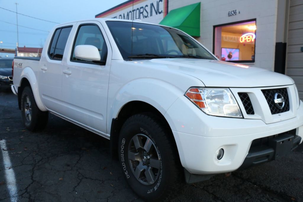 2010 Nissan Frontier 4WD Crew Cab SWB Automatic PRO-4X - 18098959 - 37