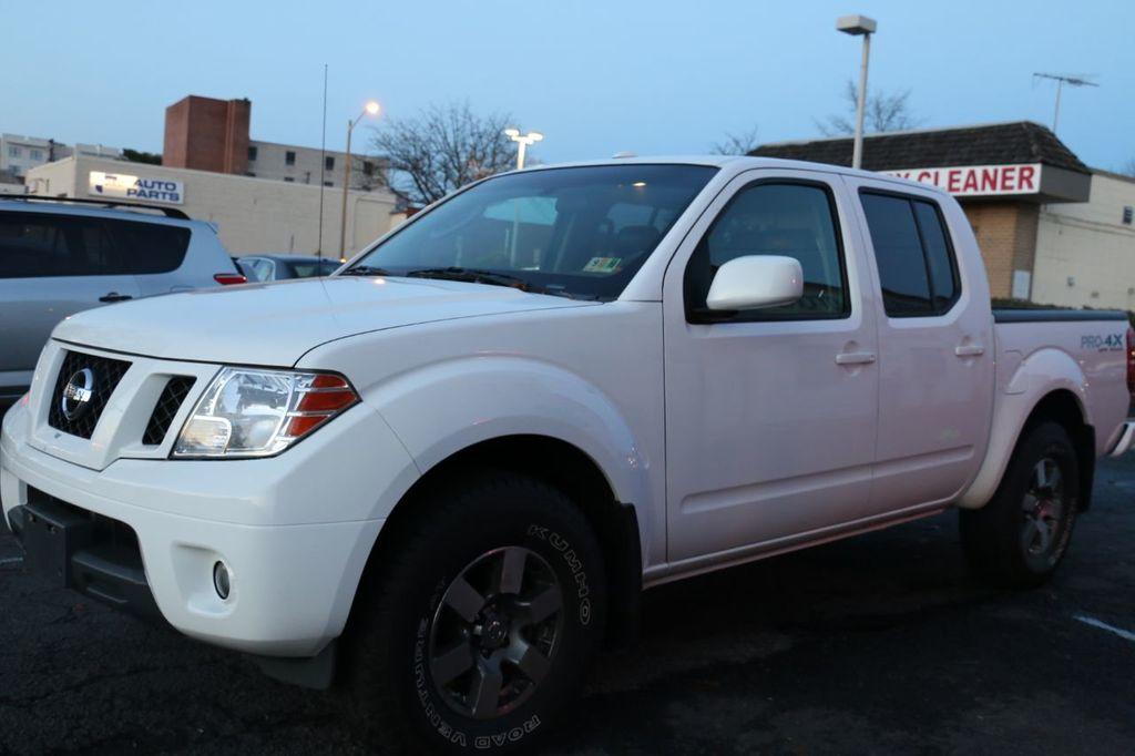 2010 Nissan Frontier 4WD Crew Cab SWB Automatic PRO-4X - 18098959 - 38