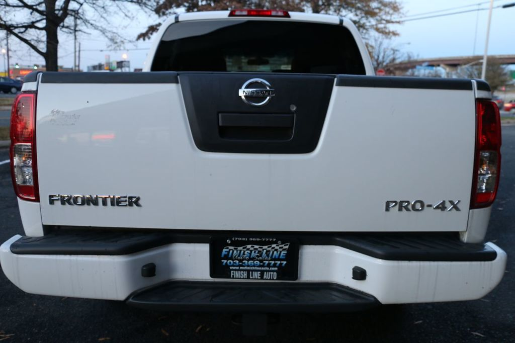 2010 Nissan Frontier 4WD Crew Cab SWB Automatic PRO-4X - 18098959 - 3