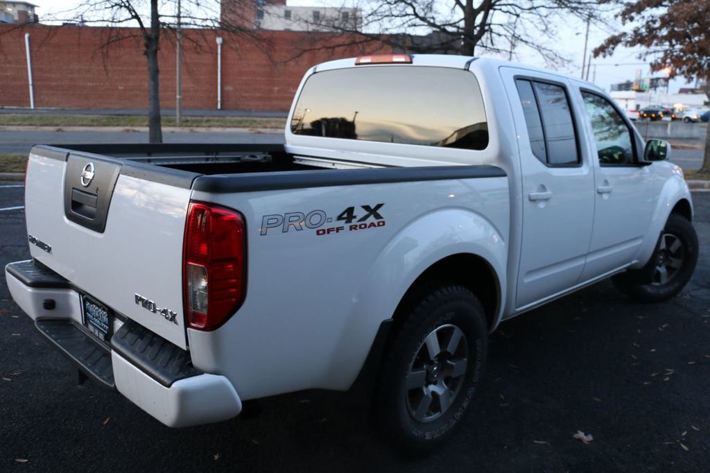 2010 Nissan Frontier 4WD Crew Cab SWB Automatic PRO-4X - 18098959 - 4