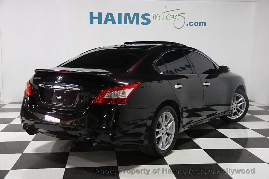 2010 Nissan Maxima 4dr Sedan V6 CVT 3.5 SV W/Premium Pkg   15361828