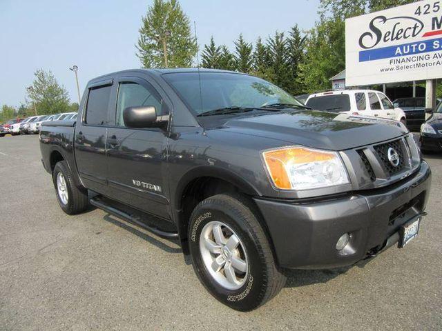 2010 Nissan An Pro 4x 4x4 4dr Crew Cab Swb Pickup Truck 1n6aa0ec7an306036 1