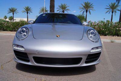 2010 Porsche 911 2dr Coupe Carrera S