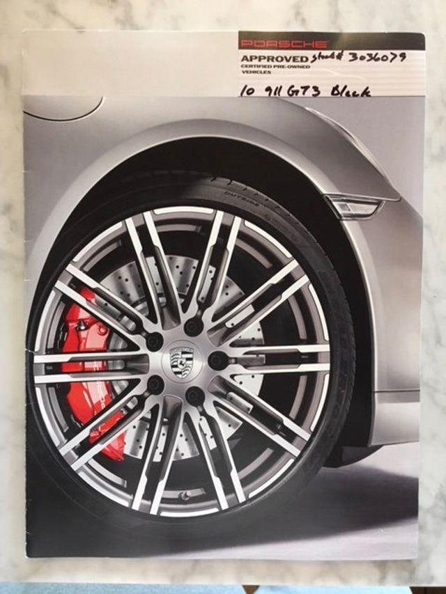 2010 Porsche 911 2dr Coupe GT3 - 17163490 - 8