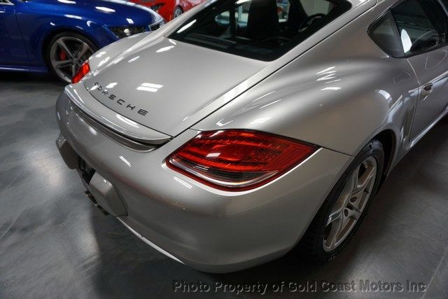 2010 Porsche Cayman 2dr Coupe - Click to see full-size photo viewer