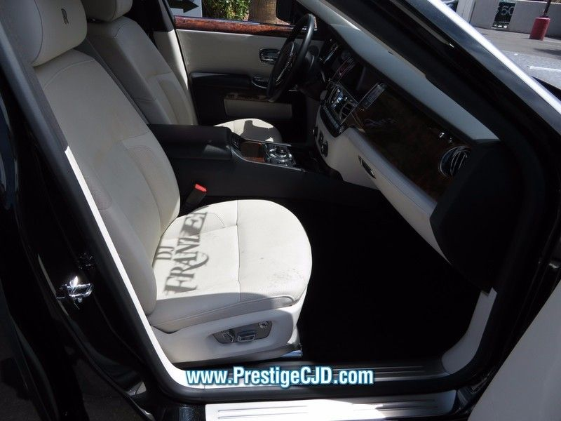 2010 Rolls-Royce Ghost 4dr Sedan - 16799986 - 14