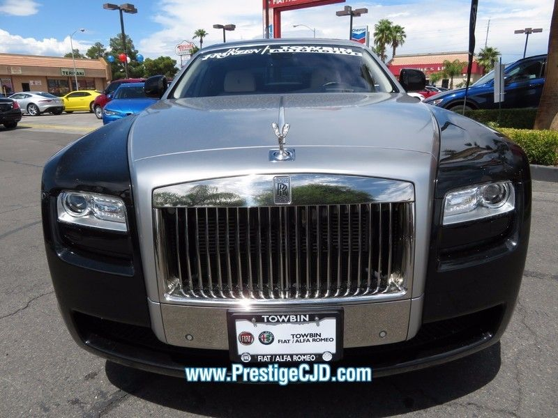 2010 Rolls-Royce Ghost 4dr Sedan - 16799986 - 1