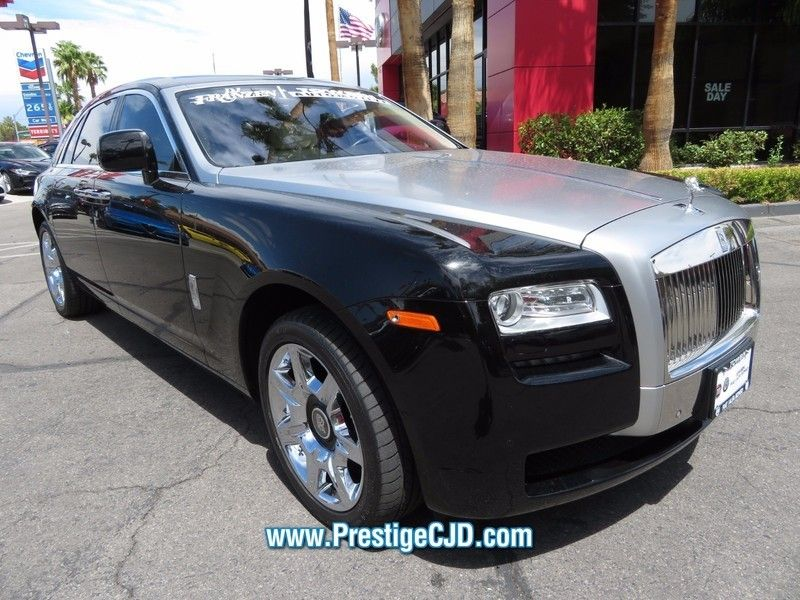 2010 Rolls-Royce Ghost 4dr Sedan - 16799986 - 2