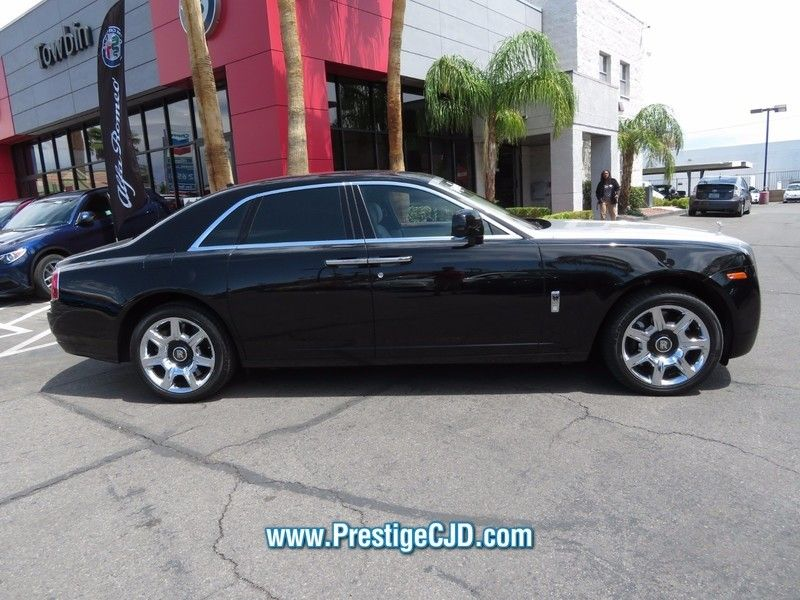 2010 Rolls-Royce Ghost 4dr Sedan - 16799986 - 3