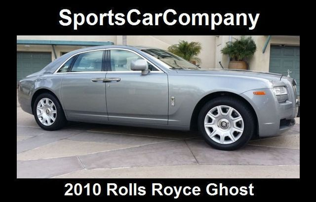 2010 Rolls-Royce Ghost 4dr Sedan - 14633125 - 0