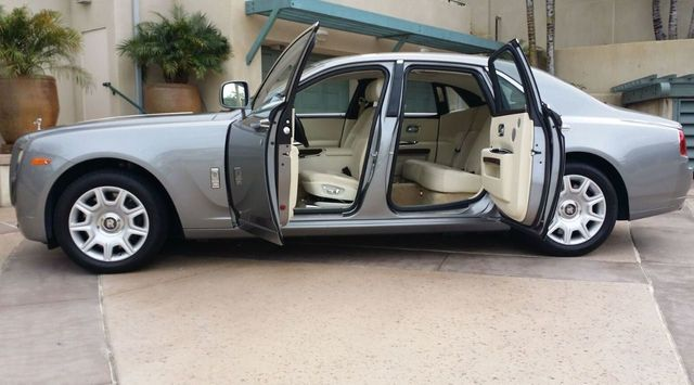 2010 Rolls-Royce Ghost 4dr Sedan - 14633125 - 14