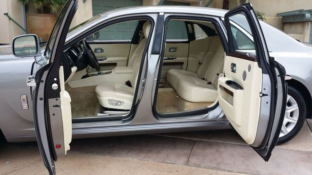 2010 Rolls-Royce Ghost 4dr Sedan - 14633125 - 15