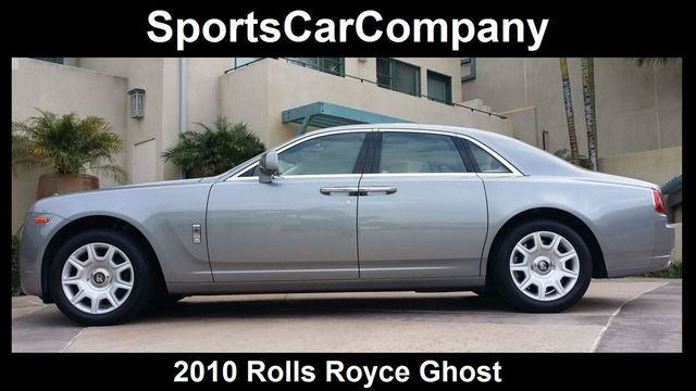 2010 Rolls-Royce Ghost 4dr Sedan - 14633125 - 1