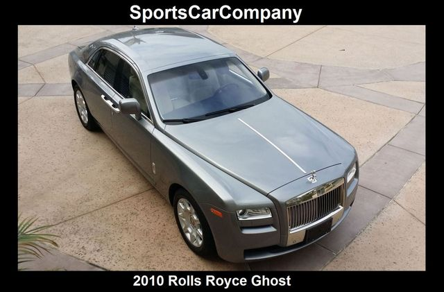 2010 Rolls-Royce Ghost 4dr Sedan - 14633125 - 2