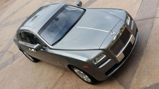 2010 Rolls-Royce Ghost 4dr Sedan - 14633125 - 30