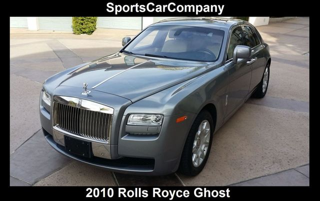 2010 Rolls-Royce Ghost 4dr Sedan - 14633125 - 3