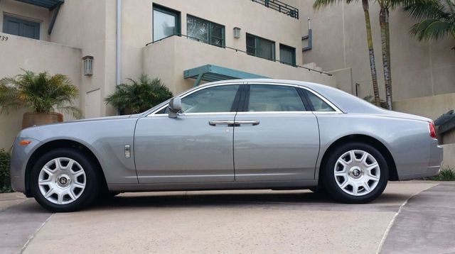 2010 Rolls-Royce Ghost 4dr Sedan - 14633125 - 48