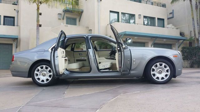2010 Rolls-Royce Ghost 4dr Sedan - 14633125 - 54