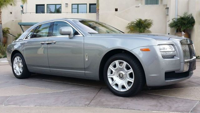 2010 Rolls-Royce Ghost 4dr Sedan - 14633125 - 55