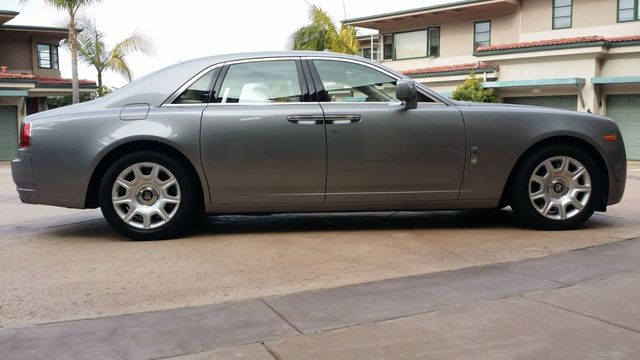 2010 Rolls-Royce Ghost 4dr Sedan - 14633125 - 56