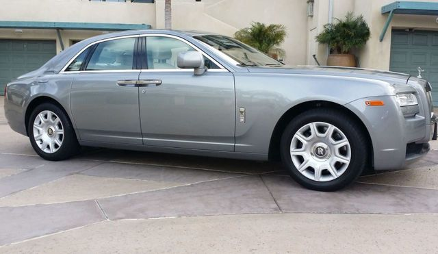 2010 Rolls-Royce Ghost 4dr Sedan - 14633125 - 5