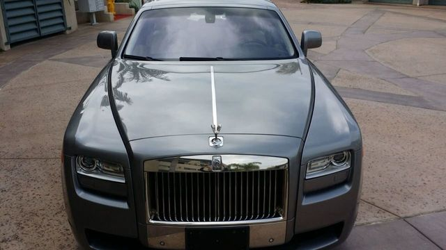 2010 Rolls-Royce Ghost 4dr Sedan - 14633125 - 58