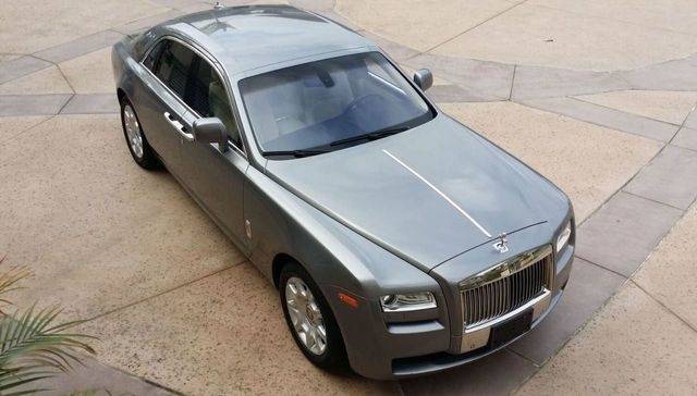 2010 Rolls-Royce Ghost 4dr Sedan - 14633125 - 59