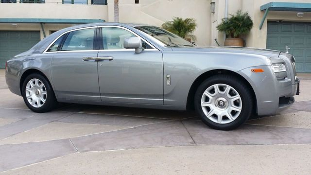 2010 Rolls-Royce Ghost 4dr Sedan - 14633125 - 60