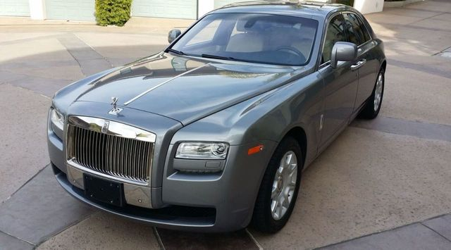 2010 Rolls-Royce Ghost 4dr Sedan - 14633125 - 6