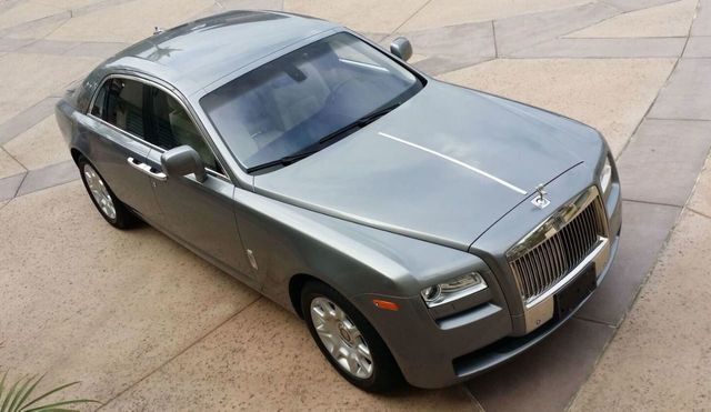 2010 Rolls-Royce Ghost 4dr Sedan - 14633125 - 7