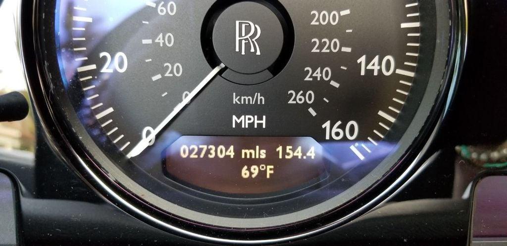 2010 Rolls Royce Phantom Drophead Coupe