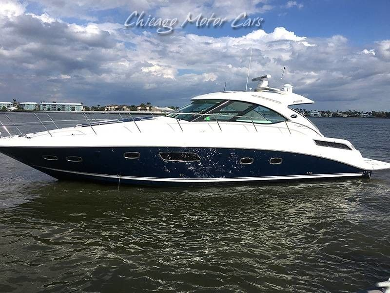 2010 Sea Ray 47 Sundancer  - 17344409 - 0