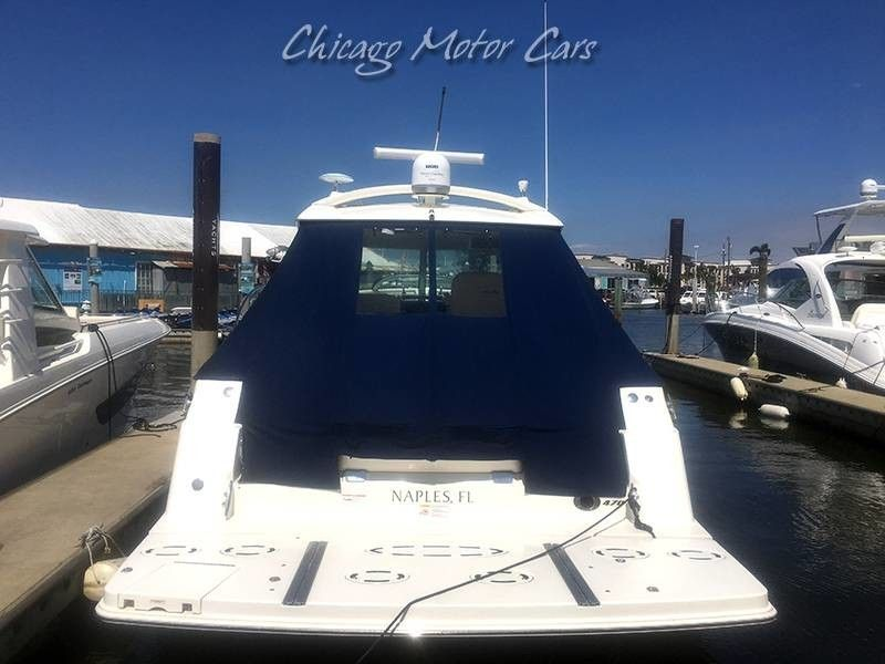 2010 Sea Ray 47 Sundancer  - 17344409 - 2