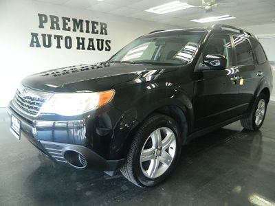 2010 Subaru Forester 2010 SUBARU FORESTER AWD 2.5X Premium - Click to see full-size photo viewer