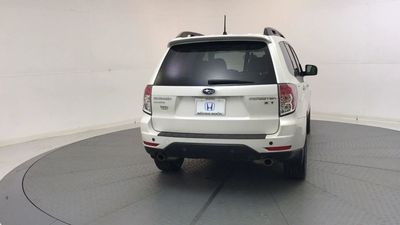 2010 Subaru Forester 4dr Automatic 2.5XT Premium SUV - Click to see full-size photo viewer