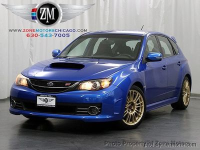 Used Subaru Wrx Sti >> 2010 Used Subaru Impreza Wagon Wrx Wrx Sti At Zone Motors Serving