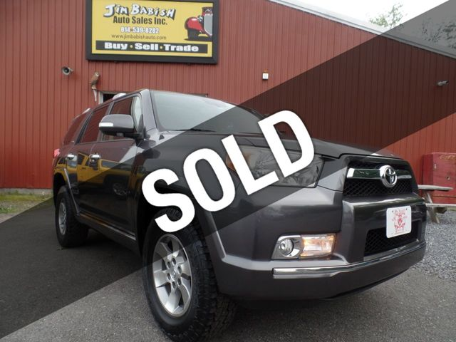 2010 4runner For Sale >> 2010 Toyota 4runner Sr5 Suv For Sale Johnstown Pa 19 900 Motorcar Com