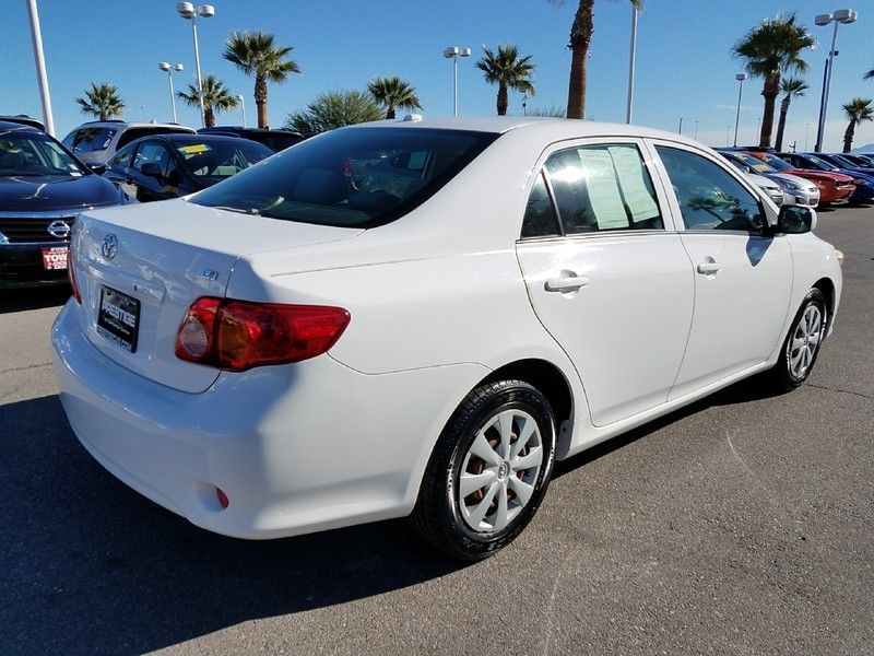 2010 used toyota corolla at king of cars towbin dodge nv iid 17088788. Black Bedroom Furniture Sets. Home Design Ideas