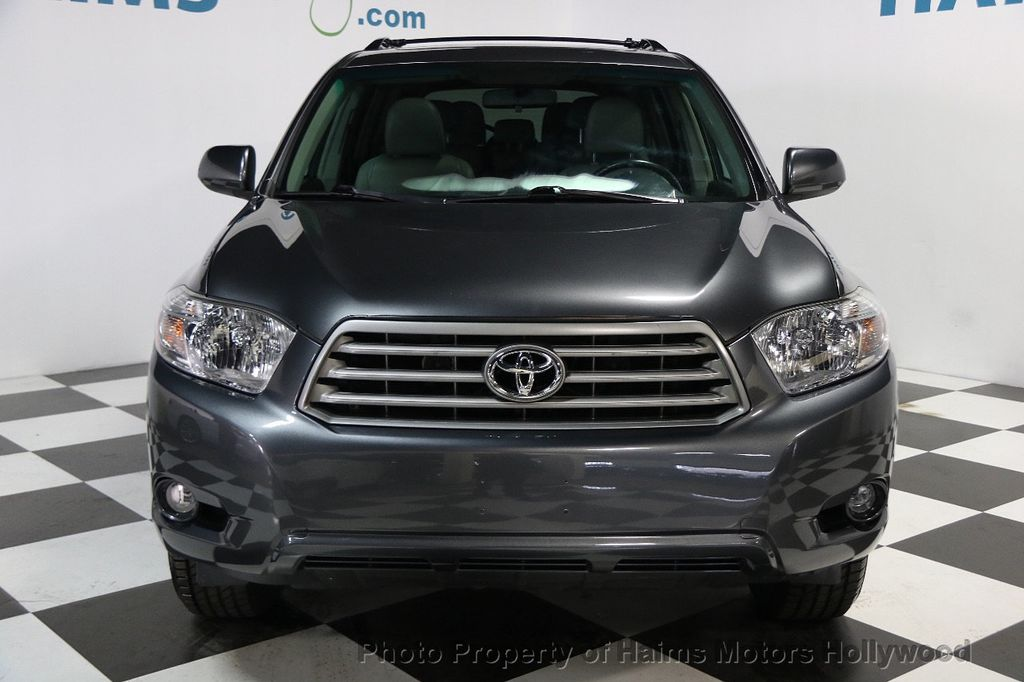 Toyota Dealer Miami >> 2010 Used Toyota Highlander 4WD 4dr V6 SE at Haims Motors ...