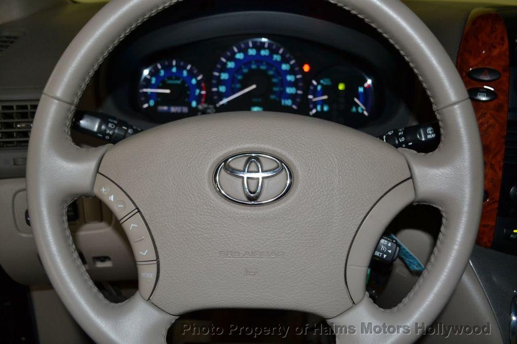 2010 Toyota Sienna 5dr 7 Penger Van Xle Ltd Fwd 14299010 18