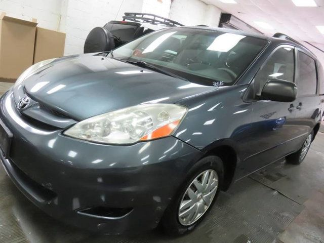 2010 Used Toyota Sienna CE / V6 / 8 PASSENGER at Contact Us Serving