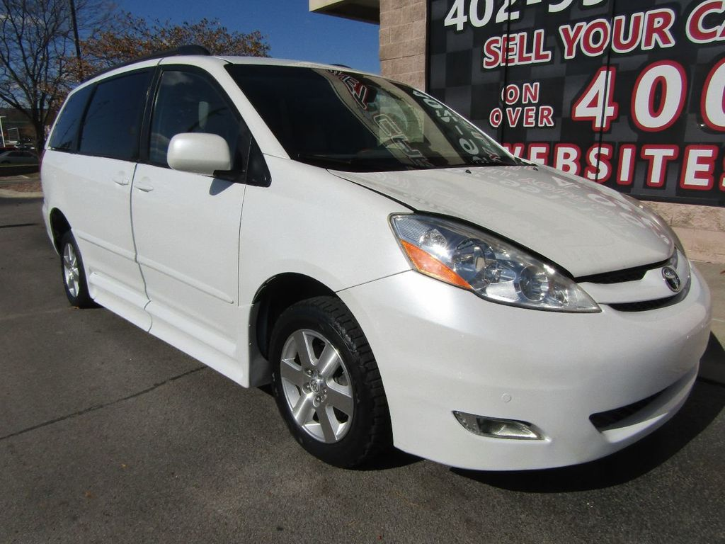 2010 Used Toyota Sienna Xle At The Internet Car Lot Serving Omaha Fuel Filter 16988504 0