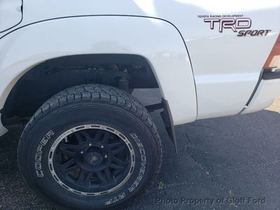2010 Toyota Tacoma 4WD Double LB V6 Automatic - Click to see full-size photo viewer