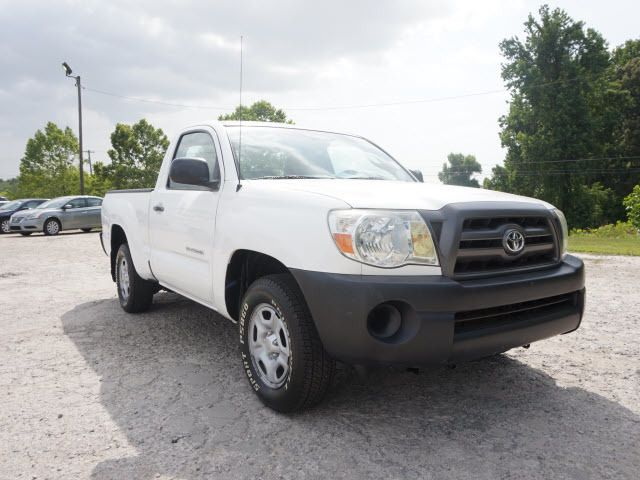 2010 Toyota Tacoma  Not Specified - 5TENX4CN7AZ734846 - 2