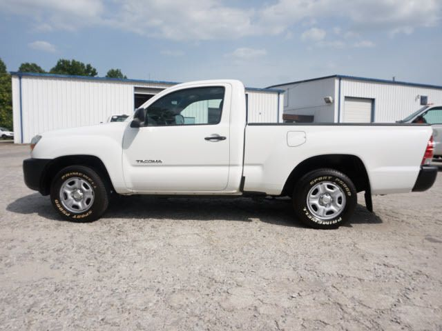 2010 Toyota Tacoma  Not Specified - 5TENX4CN7AZ734846 - 8