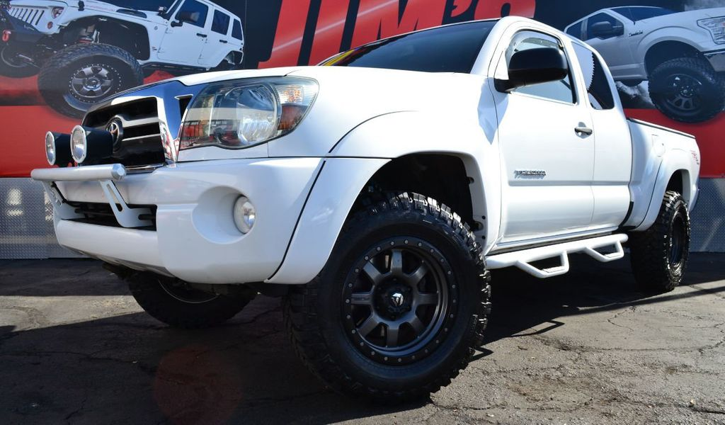 2010 Toyota Tacoma Toyota Tacoma Access Cab PreRunner TRD SuperCharger - 18282792 - 0