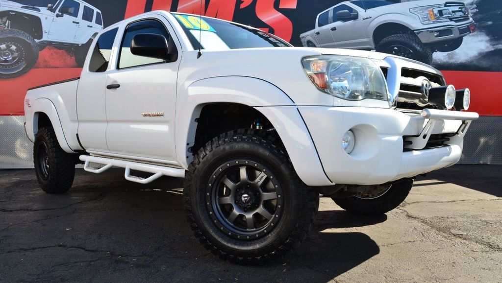 2010 Toyota Tacoma Toyota Tacoma Access Cab PreRunner TRD SuperCharger - 18282792 - 2
