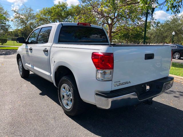 2010 Toyota Tundra CrewMax 4.6L V8 6-Speed Automatic - Click to see full-size photo viewer